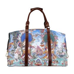 Four Heavenly Kings, by Ivan Venerucci Italian Style Classic Travel Bag (Model 1643) Remake