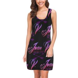 Ivan Venerucci Italian Style brand Medea Vest Dress (Model D06)