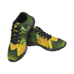 Sunflower New Beginnings Men's Running Shoes (Model 020)