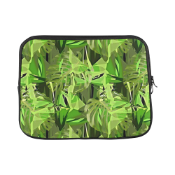Tropical Jungle Leaves Camouflage Macbook Pro 11''