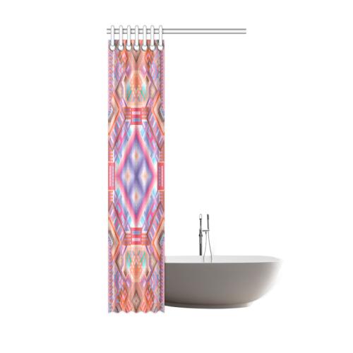 "Researcher Shower Curtain 36""x72"""