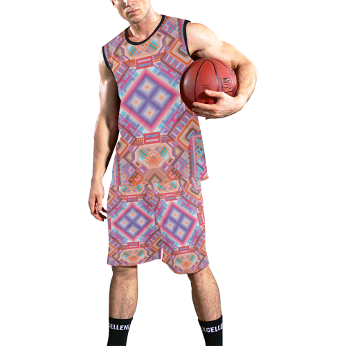 Researcher All Over Print Basketball Uniform