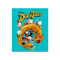 """DuckTales Poster 20""""x24"""""""