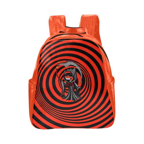 Grim Vision Multi-Pockets Backpack (Model 1636)