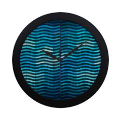 bluewave Circular Plastic Wall clock