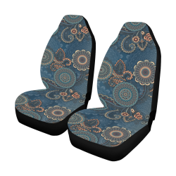 Mandalas Car Seat Covers (Set of 2)