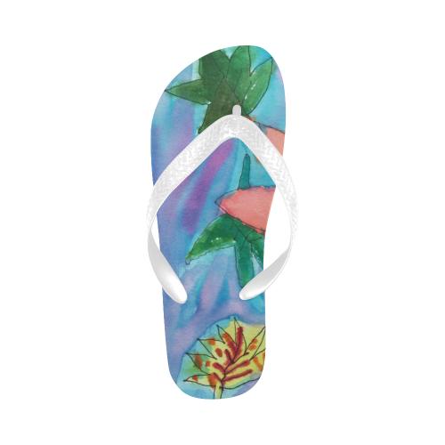 Playful Water Flip Flops for Men/Women (Model 040)