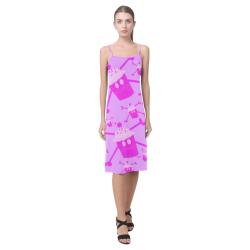 cupcakelogoslipdress Alcestis Slip Dress (Model D05)