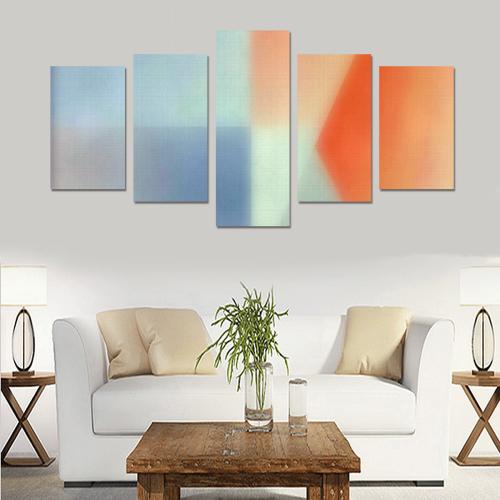 Uplifting Canvas Print Sets C (No Frame)