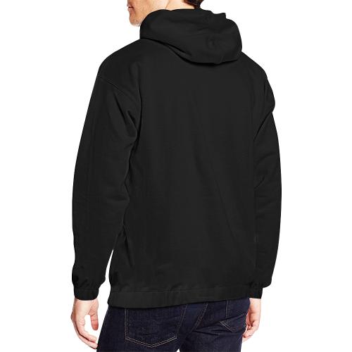 DaBush&DaBaldHead  Hoodie All Over Print Hoodie for Men (USA Size) (Model H13)