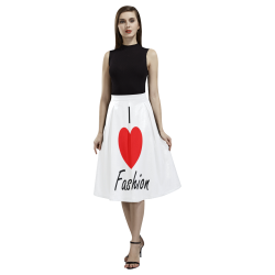 I Love Fashion Aoede Crepe Skirt (Model D16)