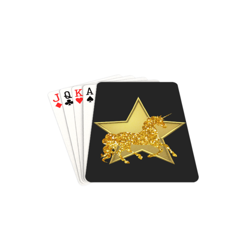 "StarUnicornPlayingCards Playing Cards 2.5""x3.5"""