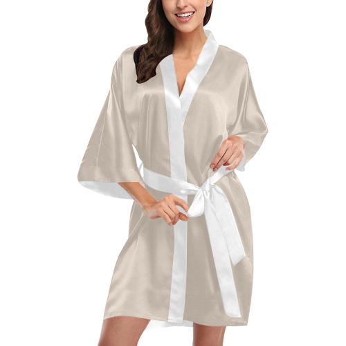 Sand Dollar Kimono Robe