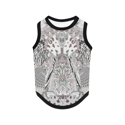 july 8 All Over Print Pet Tank Top
