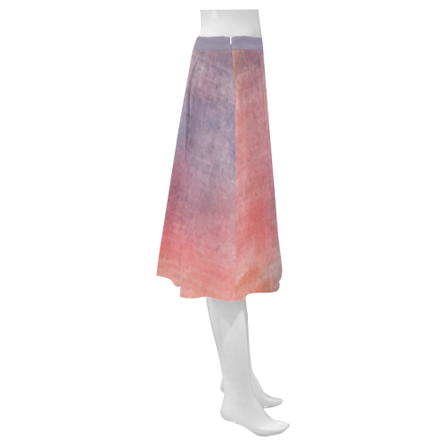 Noontide Mnemosyne Women's Crepe Skirt (Model D16)