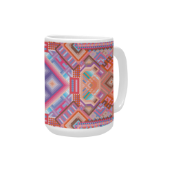 Researcher Custom Ceramic Mug (15OZ)