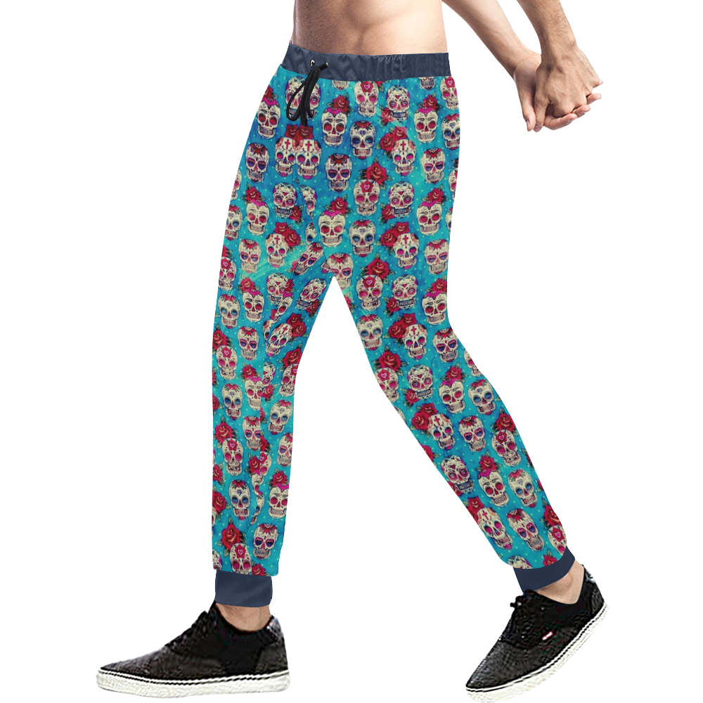 Halloween by Artdream Men's All Over Print Sweatpants (Model L11)