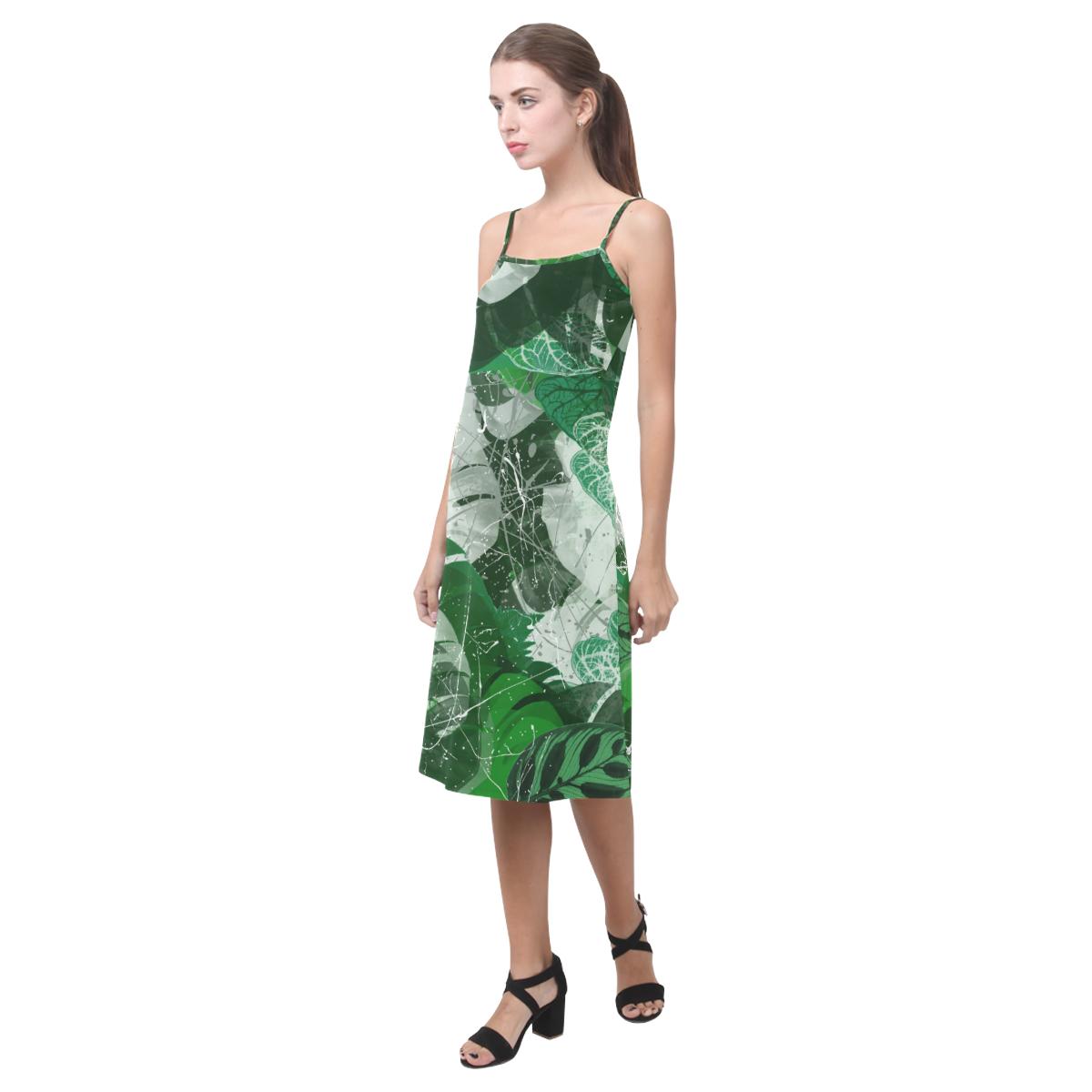 Tropicalia Alcestis Slip Dress (Model D05)