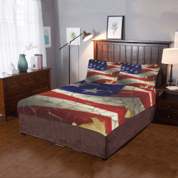BA ART DECO 3-Piece Bedding Set
