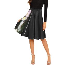 Peony Gang #LoveDreamInspireCo Melete Pleated Midi Skirt (Model D15)