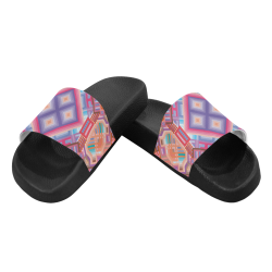 Researcher Men's Slide Sandals (Model 057)