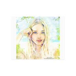 "Tamara Poster 20""x16"""