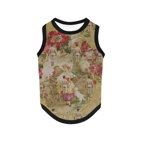 The Great Outdoors All Over Print Pet Tank Top