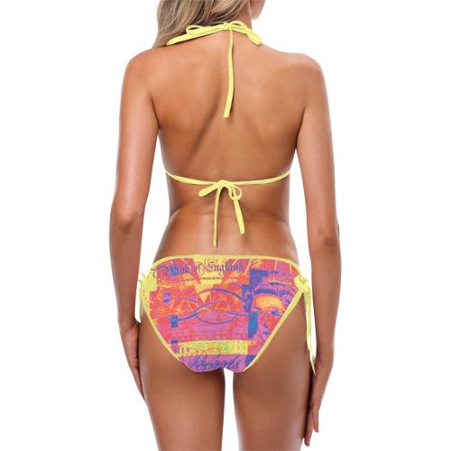Bullseye Custom Bikini Swimsuit (Model S01)