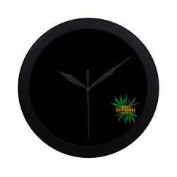 Big Bud Goode Designs clock Circular Plastic Wall clock