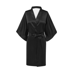Egyptian Goddess 2- Robe blank front Kimono Robe