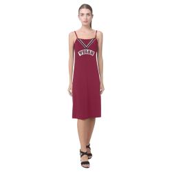 Vegan Cheerleader Alcestis Slip Dress (Model D05)