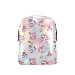 Coffee and sweeets Popular Backpack (Model 1622)