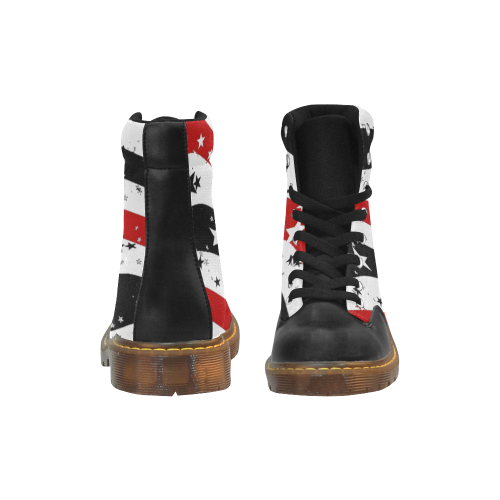 13rb Apache Round Toe Women's Winter Boots (Model 1402)