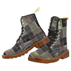 TechTile #1 by Jera Nour Martin Boots For Men Model 1203H