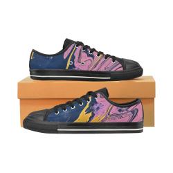 YBP Women's Classic Canvas Shoes (Model 018)