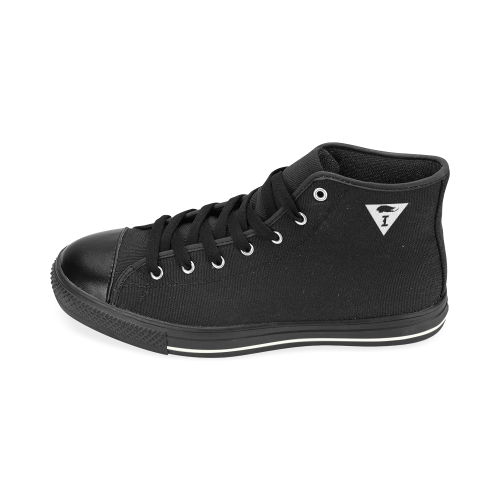 Intanjibles CTs High Top Canvas Shoes for Kid (Model 017)