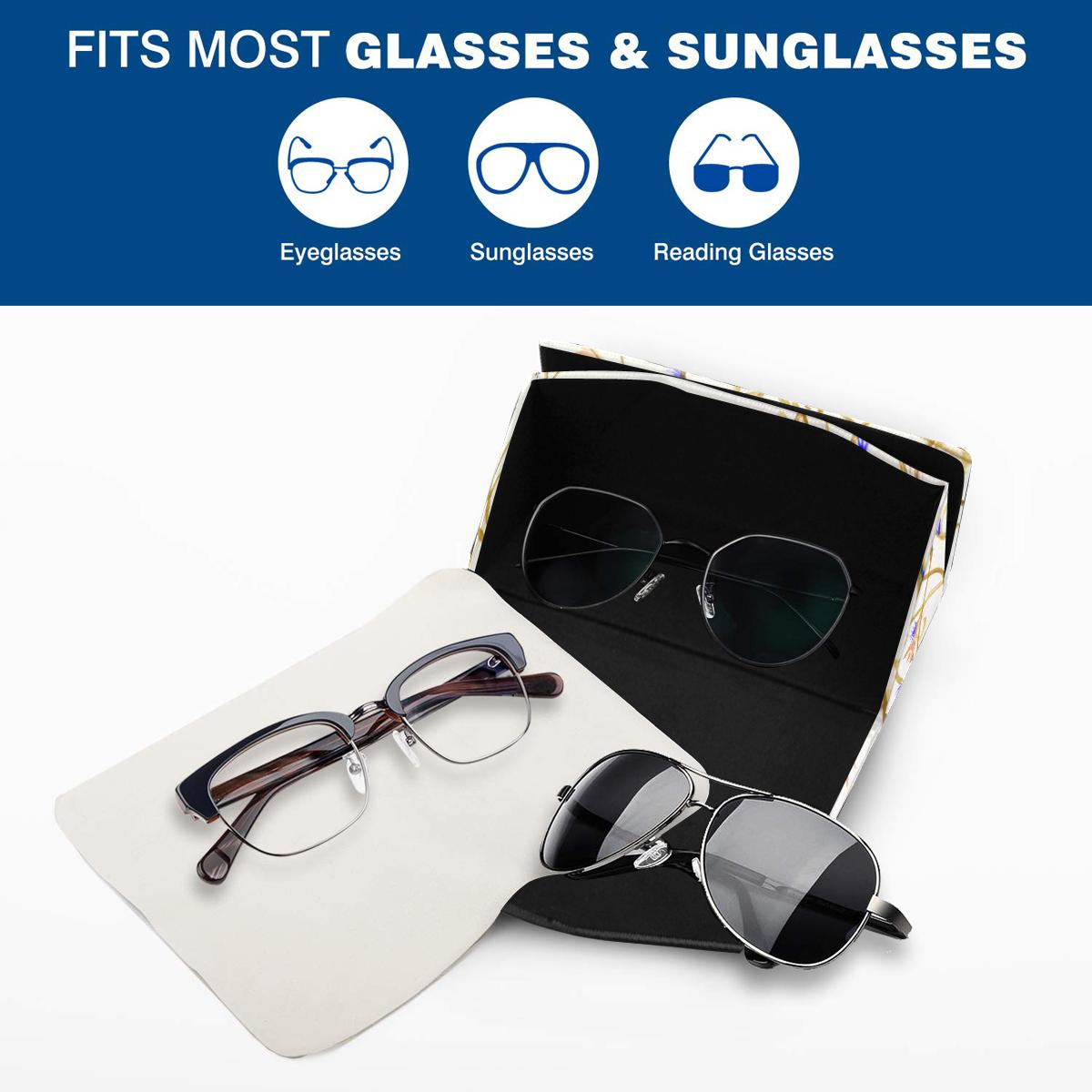 1997 Custom Foldable Glasses Case