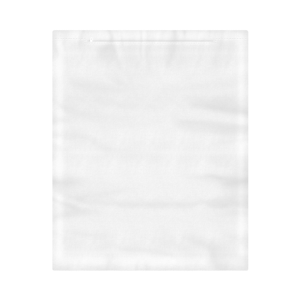 """Geo Cutting Shapes Duvet Cover 86""""x70"""" ( All-over-print)"""