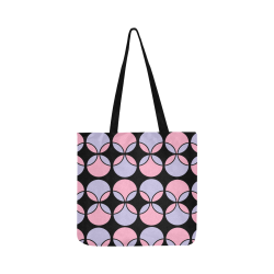 pink&purple Reusable Shopping Bag Model 1660 (Two sides)