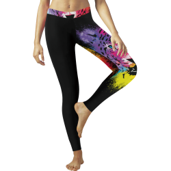 Rainbow Tiger All Over Print Legging