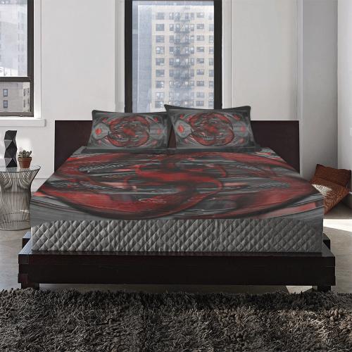 5000xart 2 3-Piece Bedding Set