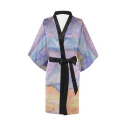 Emblazon Kimono Robe