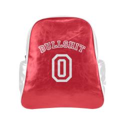 No Bullshit Baller Multi-Pockets Backpack (Model 1636)