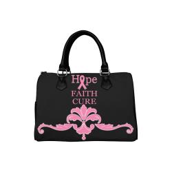 -breast-cancer-Bag Boston Handbag (Model 1621)