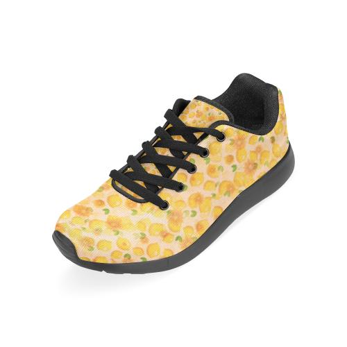 Citro Pattern by K.Merske Men's Running Shoes (Model 020)