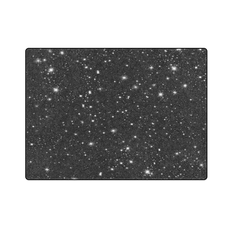 "Stars in the Universe Blanket 58""x80"""