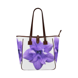 Balloon Flower Classic Tote Bag (Model 1644)