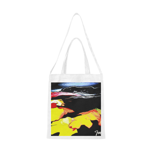 Planting Seeds Canvas Tote Bag/Medium (Model 1701)