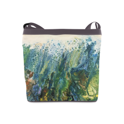 Ocean Beach Shoulder Bag Crossbody Bags (Model 1613)