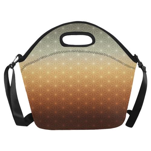 03 FALL Neoprene Lunch Bag/Large (Model 1669)
